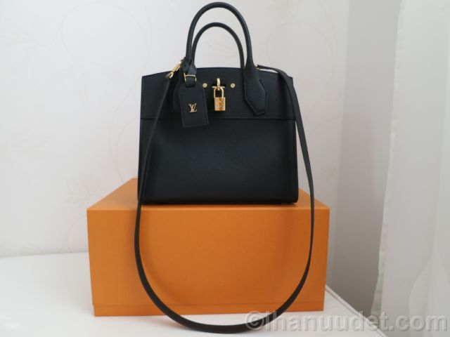 Louis Vuitton Steamer PM Noir0020.JPG